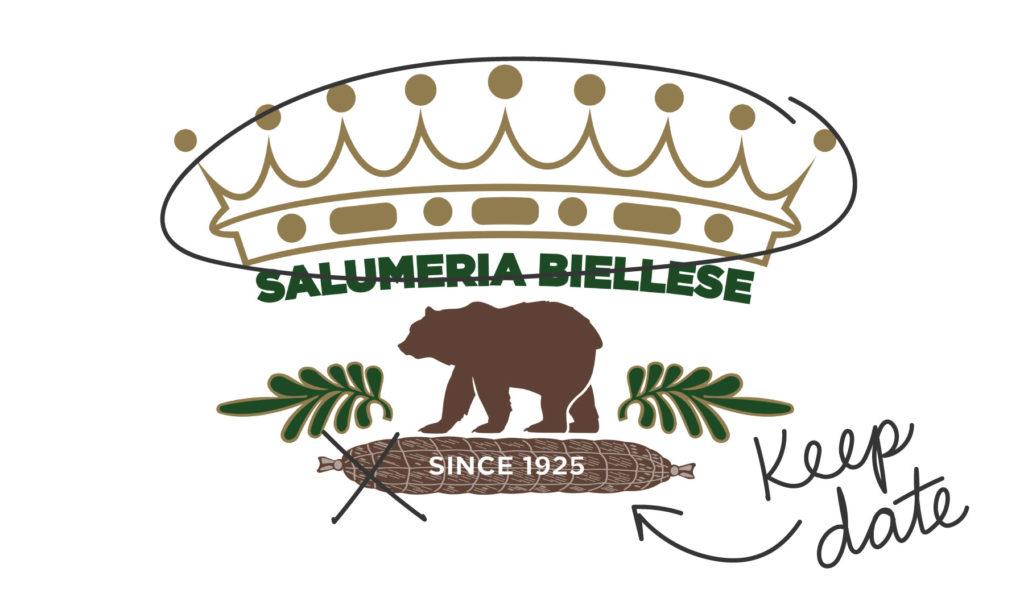 Old Salumeria Biellese Logo